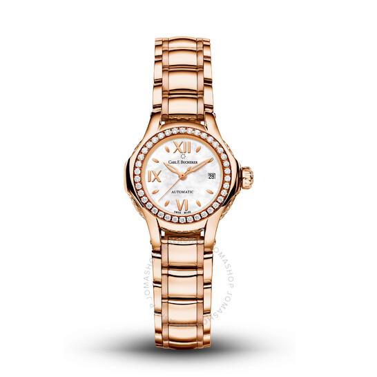 Carl F. Bucherer Pathos Queen Automatic Diamond Ladies Watch 00.10551.03.75.31   Joma Shop