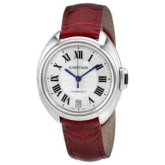 Cartier Cle De Cartier Automatic Ladies Watch WSCL0017 | Joma Shop