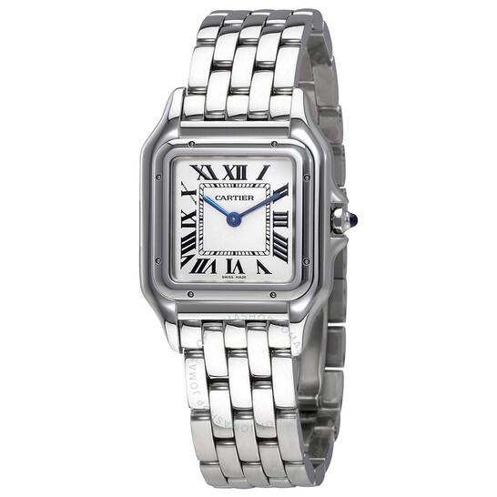 Cartier Panthere de Cartier Silver Dial Ladies Watch WSPN0007 | Joma Shop