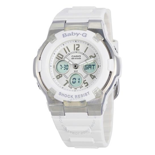 Casio Baby G Analog Digital Dial Ladies Watch BGA110-7BCR | Joma Shop