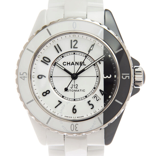 Chanel J12 Paradoxe Automatic White Dial Watch H6515 | Joma Shop
