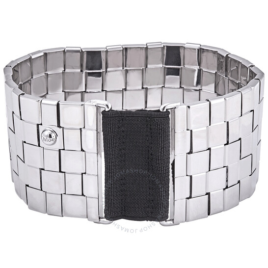 Chloe Ladies Palladium Tilly Cuff Bracelet   Joma Shop