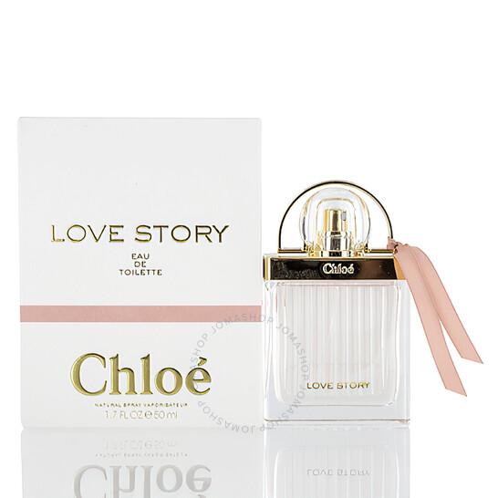 Chloe Love Story / Lagerfeld EDT Spray 1.7 oz (50 ml) (w)   Joma Shop