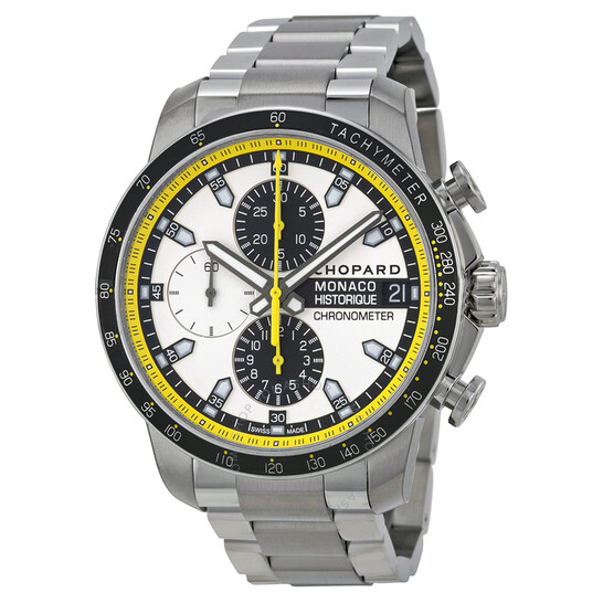 Chopard Grand Prix de Monaco Historique Chronograph Men's Watch 158570-3001   Joma Shop