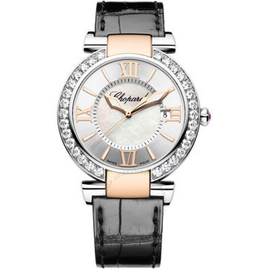 Chopard Imperiale Diamond Mother of Pearl Dial Rose Gold Ladies Watch 388531-6003 | Joma Shop