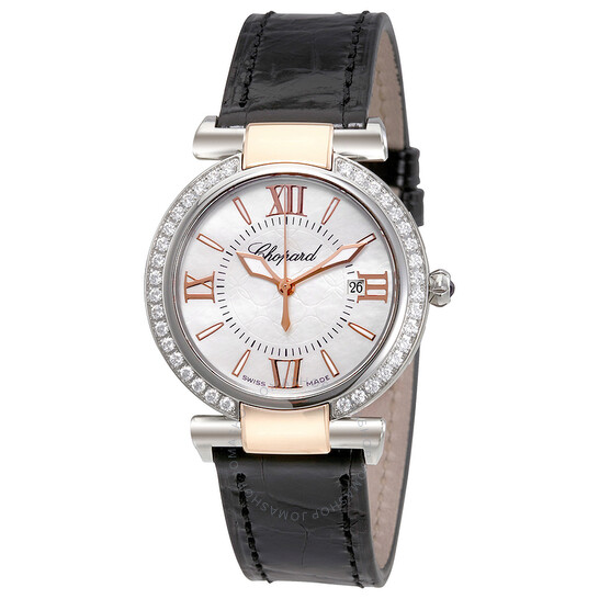 Chopard Imperiale Mother of Pearl Dial Ladies Watch 388541-6003 | Joma Shop