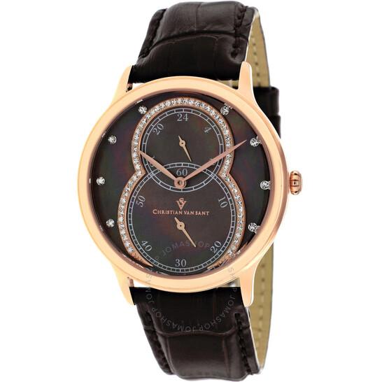 Christian Van Sant Infinie Quartz Ladies Watch CV5413 | Joma Shop