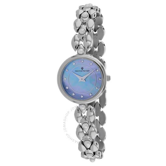 Christian Van Sant Perla Quartz Ladies Watch CV0611 | Joma Shop