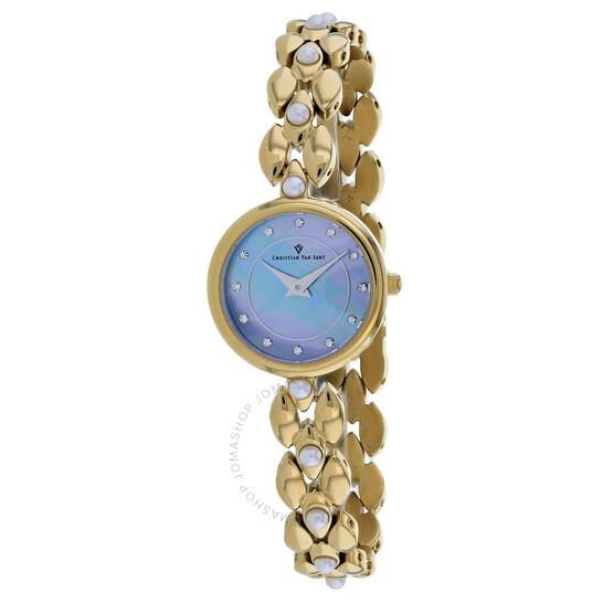 Christian Van Sant Perla Quartz Ladies Watch CV0617 | Joma Shop