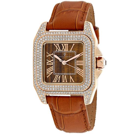 Christian Van Sant Radieuse Quartz Ladies Watch CV4423   Joma Shop