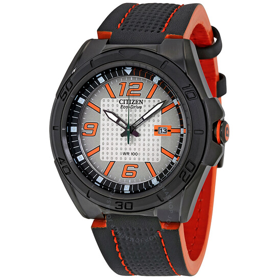 Citizen BRT Leather Men's Watch AW1385-03H   Joma Shop