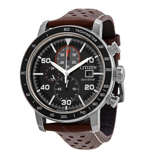 Citizen Chronograph Black Dial Men's Watch CA0641-24E | Joma Shop