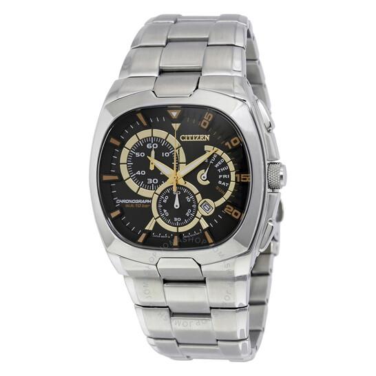 Citizen Classic Chronograph Men's Watch AN9000-53E | Joma Shop