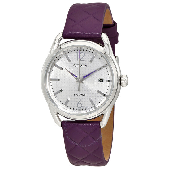 Citizen Drive Silver Dial Ladies Watch FE6080-03A | Joma Shop