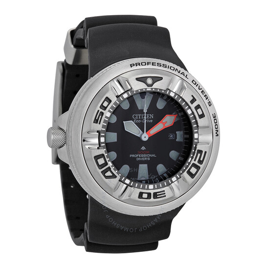 Image result for Citizen Men's Eco-Drive Promaster Diver Watch with Date, BJ8050-08E