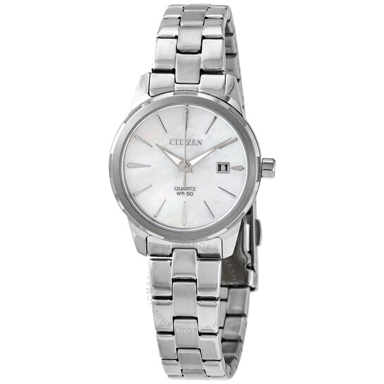 Citizen Elegance Mother of Pearl Dial Ladies Watch EU6070-51D   Joma Shop