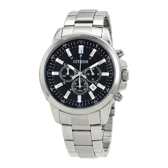 Citizen Men's Chronograph Stainless Steel Watch AN8085-56E   Joma Shop
