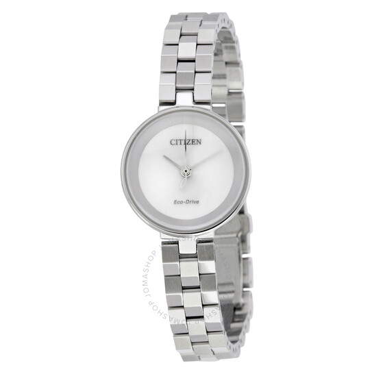 Citizen Silhouette Silver Dial Ladies Watch EW5500-81A   Joma Shop