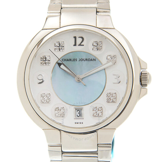Cj Lasso N/A White Dial Unisex Watch 10126   Joma Shop