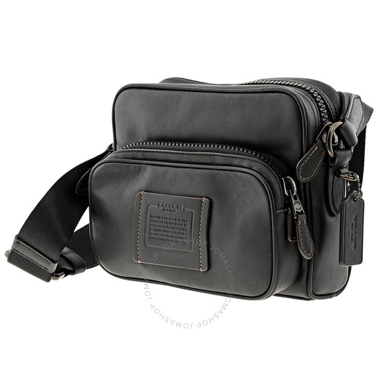 Coach Black Academy Sport Bag