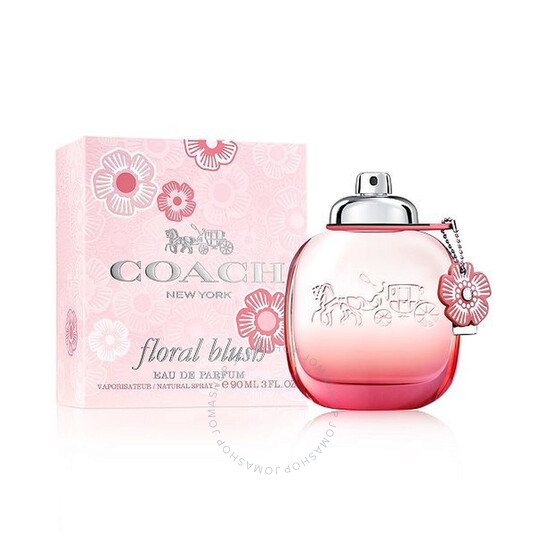 Coach Ladies Floral Blush EDP Spray 3 oz Fragrances 3386460108119 | Joma Shop