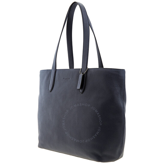 Coach Ladies Midnight Metropolitan Soft Tote