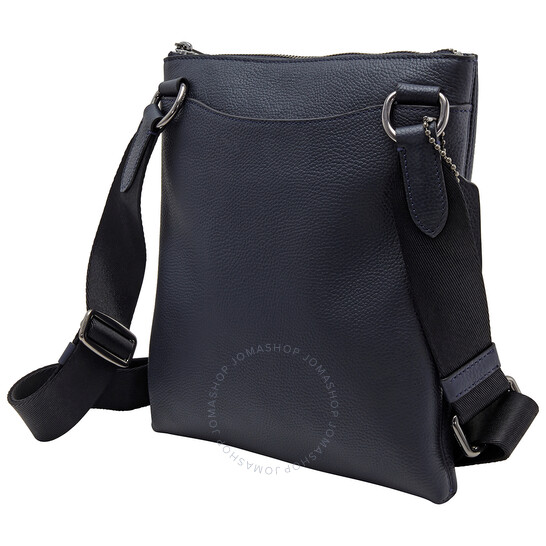 Coach Metropolitan Soft Small Messenger Bag In Midnight Navy