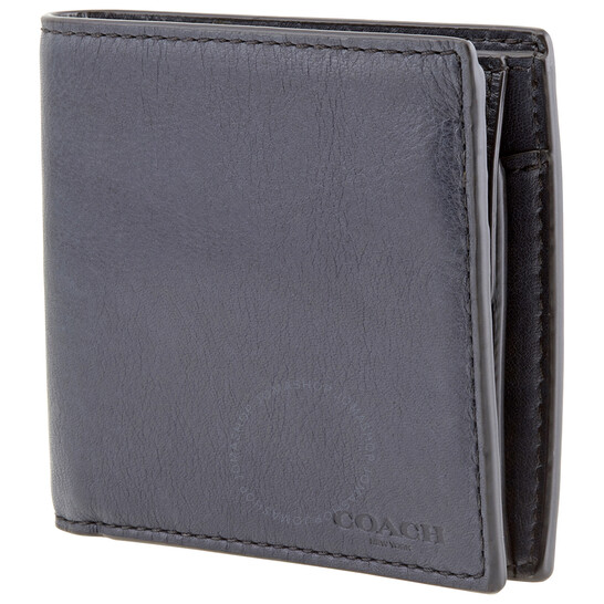 Coach Midnight Mens Wallet 74895 MID