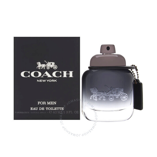 New York / Coach EDT Spray 1.3 oz (40 ml) (m)
