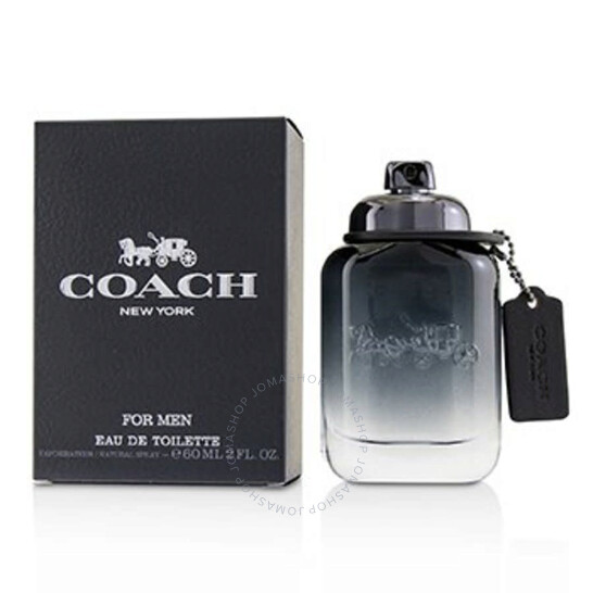 New York / Coach EDT Spray 2.0 oz (60 ml) (m)
