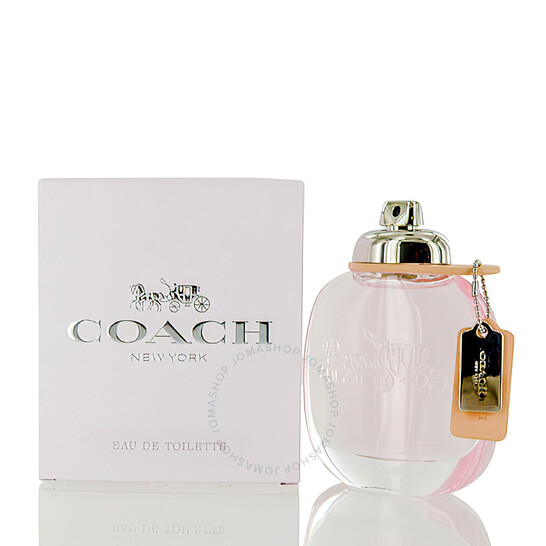 New York / Coach EDT Spray 3.0 oz (90 ml) (w)