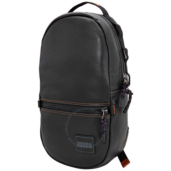 Pacer Backpack With Coach Patch In Black