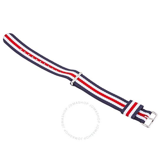 Daniel Wellington Classic Canterbury 18 mm NATO Fabric (Polyester) Watch Band DW00200051   Joma Shop