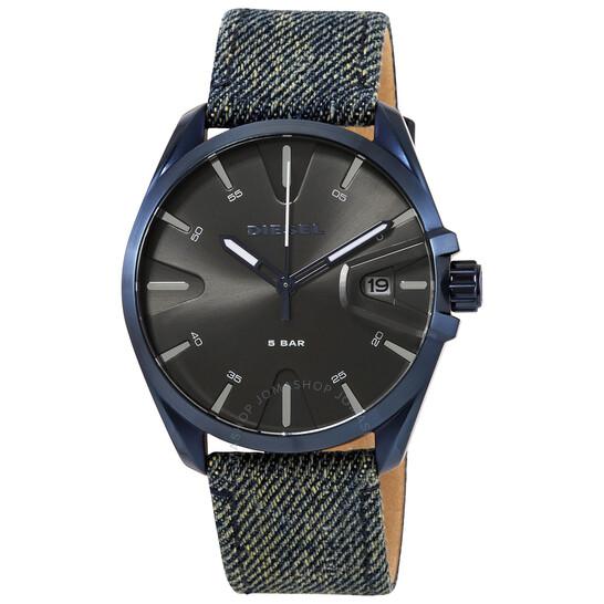 Diesel MS9 Quartz Grey Dial Watch DZ1932 | Joma Shop