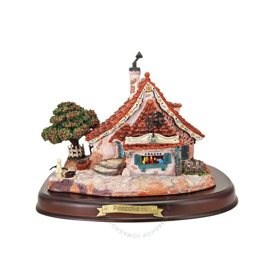 Disney Classics Figurine: Gepetto Toy Shop, Model# 41207   Joma Shop