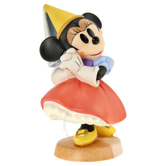 Disney Classics Figurine: Princess Minnie, Model# 41095   Joma Shop