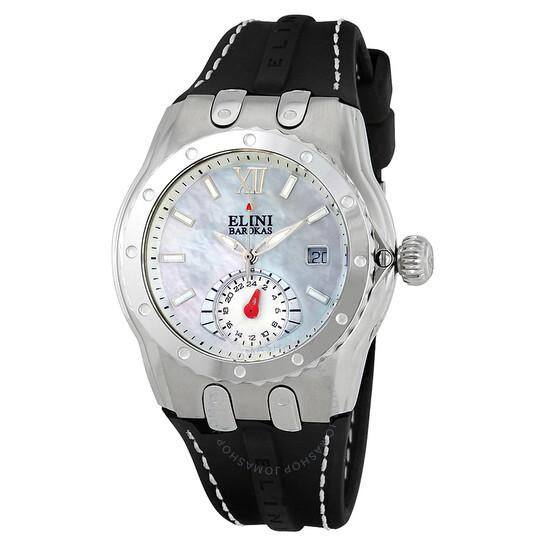 Elini Barokas Genesis Vision White Ladies Watch ELINI-20029-02 | Joma Shop