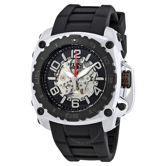 Elini Barokas The General Prime Automatic Men's Watch ELINI-20027-01-BB | Joma Shop