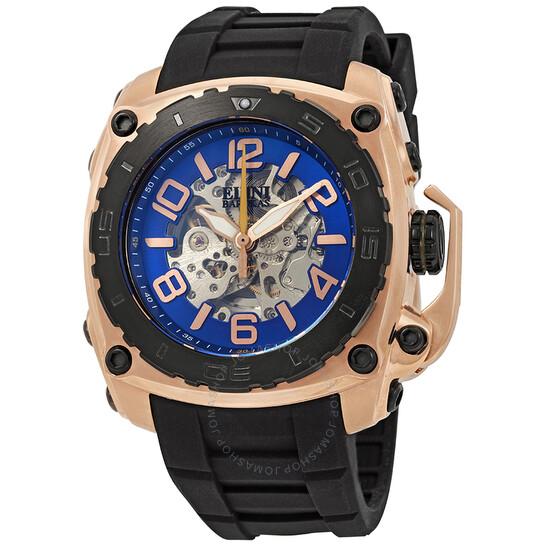 Elini Barokas The General Prime Automatic Men's Watch ELINI-20027-RG-03-BB | Joma Shop