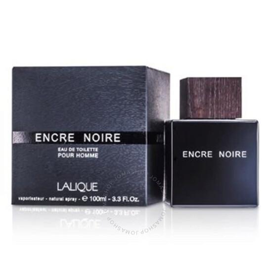 Lalique Encre Noir by Lalique EDT Spray 3.3 oz (m)   Joma Shop