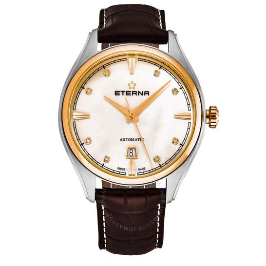 Eterna Avant Garde Automatic Men's Watch (2945.53.66.1260)