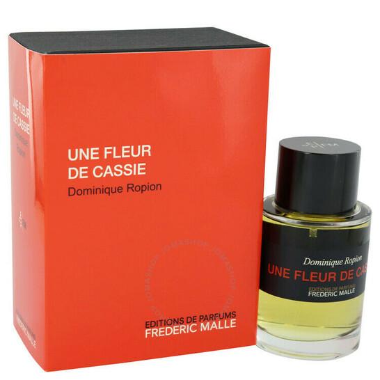Frederic Malle Unisex Une Fleur De Cassie EDP Spray 3.4 oz Fragrances 3700135000216 | Joma Shop