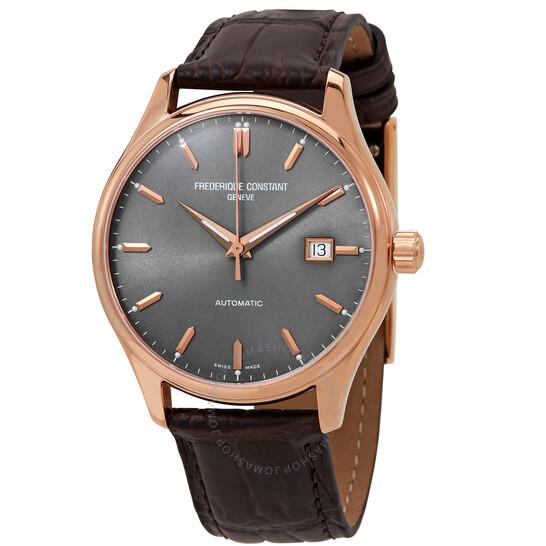Frederique Constant Classics Index Automatic Men's Watch FC-303LGR5B4   Joma Shop