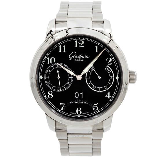 Glashutte Senator Observer Automatic Men's Watch 100-14-07-02-70   Joma Shop