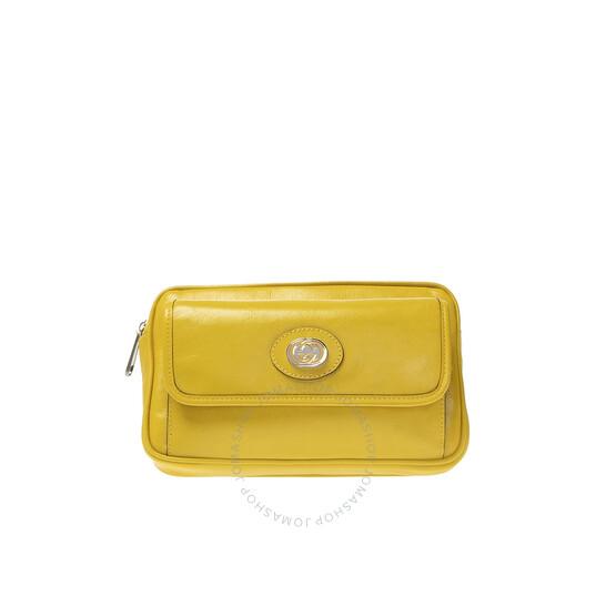 Gucci GG Logo Belt Bag, Brand Size 90