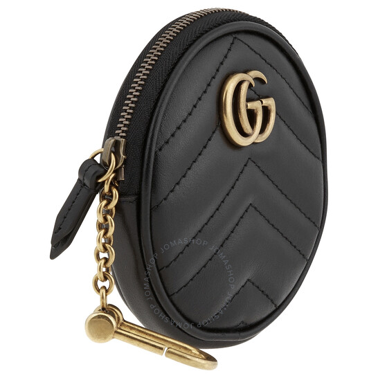 gucci marmont coin purse review