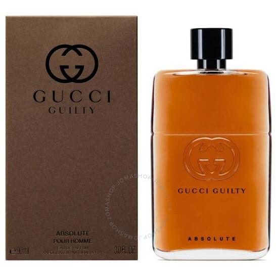 Gucci Guilty Absolute / Gucci EDP Spray 3.0 oz (90 ml) (m) | Joma Shop
