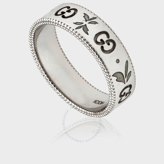 Gucci Icon Blossom Ring- Brand Size 09 (5 US)   Joma Shop