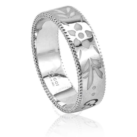 Gucci Icon Blossom Ring- Brand Size 12 (6 US) | Joma Shop