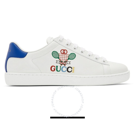 Gucci Ladies Gucci Tennis Ace Sneakers, Brand Size 9 (US Size 9) | Joma Shop